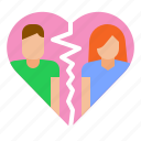 divorce, love