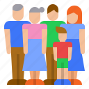 family, parent, together icon