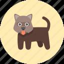 animal, animals, bow-bow, dog, family, pets, puppy icon
