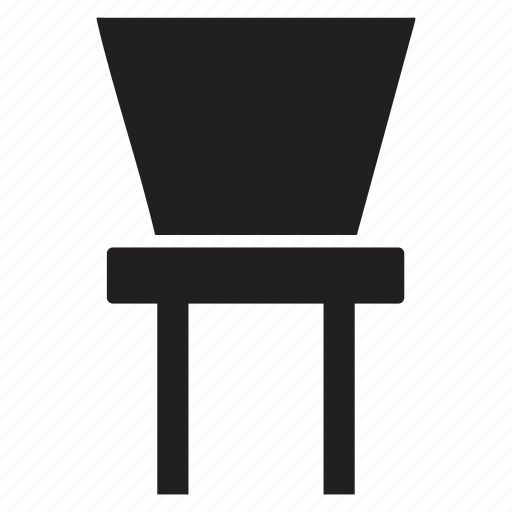 chair, family, home, sit, wood icon