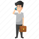 business call, businessman telephoning, conference call., office call, secretary call icon