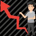 business analysis, business analyst, business evaluation, graphical illustration, presentation icon