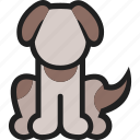 animal, dog, domestic, pet, puppy, mammal