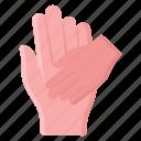 baby hand, babycare, hand gesture, mother hand, motherhood icon