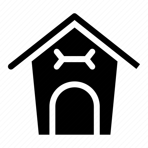 Animals, architecture and city, dog house, house, pet, pet house, pet shop icon - Download on Iconfinder