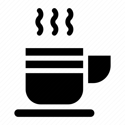 Chocolate, coffee, coffee cup, food and restaurant, hot drink, mug, tea cup icon - Download on Iconfinder