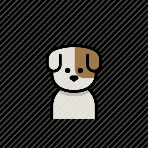 dog, dog lover, pet, puppy icon