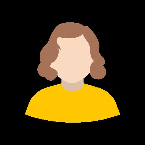 girl, lady, user, woman icon