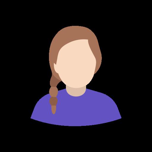 avatar, lady, user, woman icon