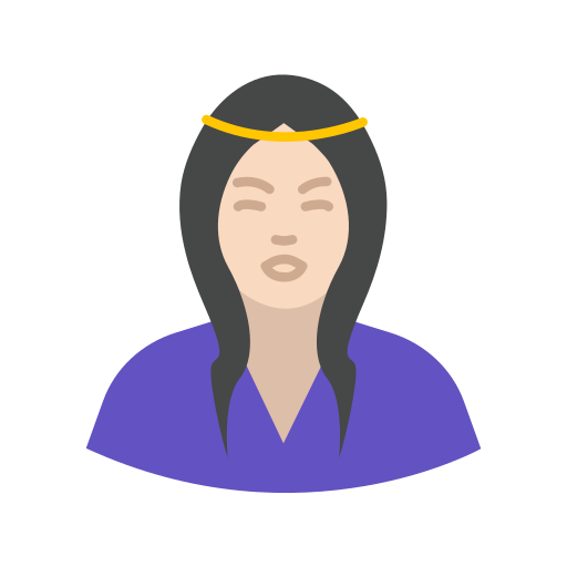 avatar, hipster, lady, woman icon