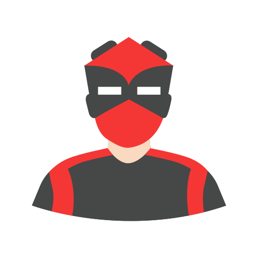 hero, man, mask man, super hero icon