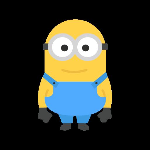 bob, bob minion, despicable me, minion icon