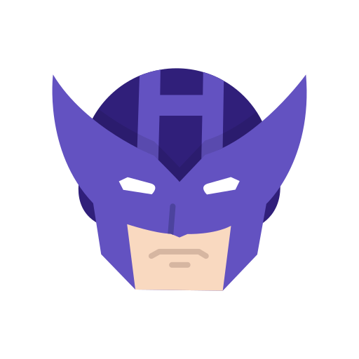 hawkeye, hero, marvel character, super hero icon