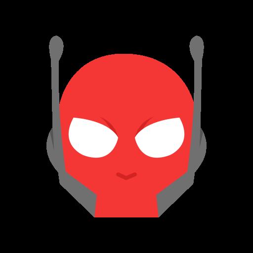ant man, antenna, hero, super hero icon