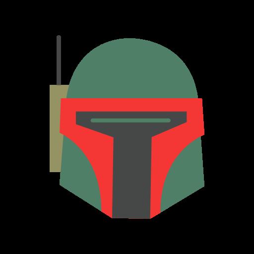 bounty hunter, spacecraft, starwars, storm tropper icon