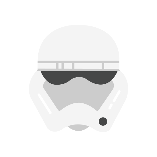 clone, driod, star wars, storm tropper icon