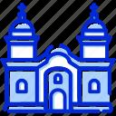 cusco, landmark, peru, sanctuary icon