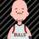 michael, jordan, professional, basketball, player