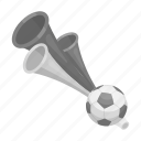 attribute, equipment, fan, game, instrument, pipe, signal icon