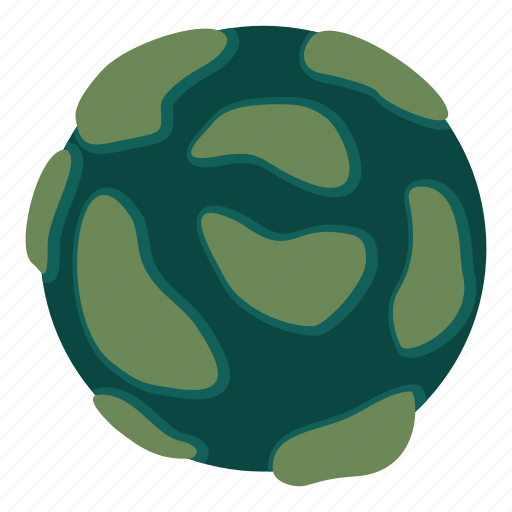 beautiful planet, global, orbit, planet, science, sphere, world icon