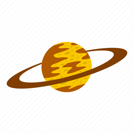 global, orbit, planet, saturn, science, sphere, world icon