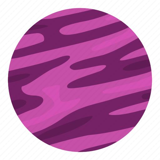 far away planet, global, orbit, planet, science, sphere, world icon
