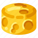 cheese, farm, food, health, nature, plant icon