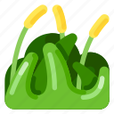 farm, food, grass, land, nature, plant icon