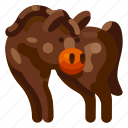 animal, farm, food, horse, nature, plant icon