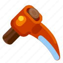 farm, food, nature, pickaxe, plant, tool