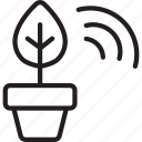 agriculture, control, farm, management, smart, technology icon