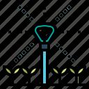 sprinkler, sprinklers, tools, utensils, watering