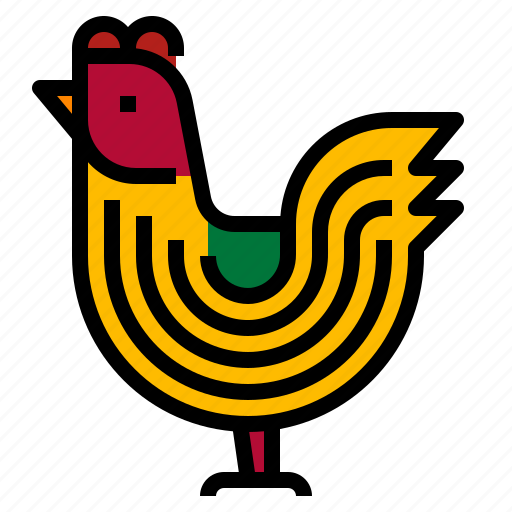 Chicken, food, meal, meat, poultry icon - Download on Iconfinder