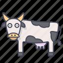 animal, cattle, cow, farm, milk