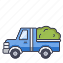 car, pickup, transport, truck, vehicle