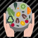 food, fresh, healthy, meal, vegetable