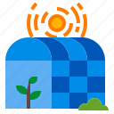 agriculture, greenhouse, house, plant icon
