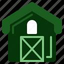 agriculture, barn, farming, gardening icon