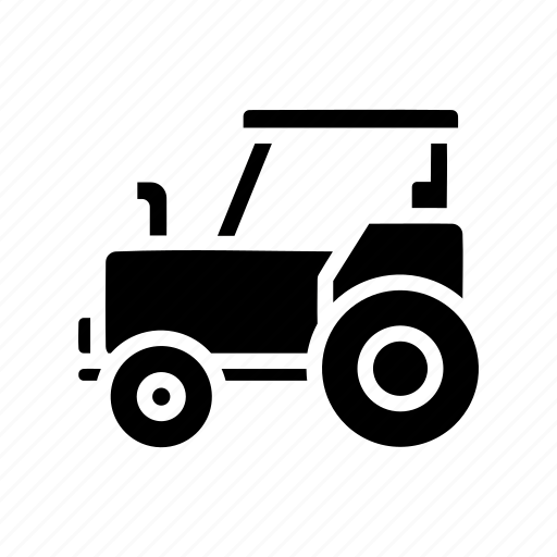 car, farm, vehicle icon