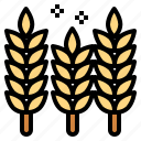 food, grain, grains, wheat icon