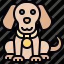 animal, dog, guard, pet, sheepdog icon