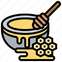 comb, honey, nature, product, sweet icon