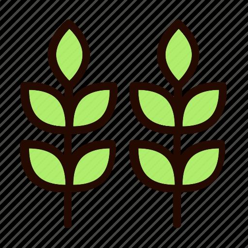 agriculture, cow, farm, farmer, field, nature, tractor icon