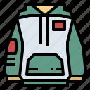 clothes, fashion, garment, hoodie