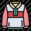 fashion, sportswear, jumper, shirt icon
