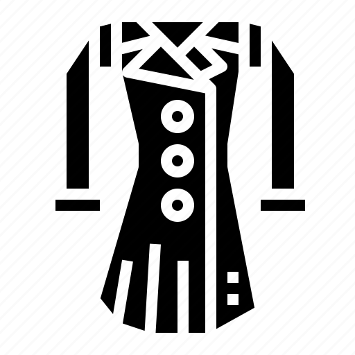 Clothes, coat, fashion, jacket icon - Download on Iconfinder