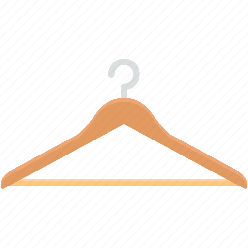 clothes hanger, fashion, hanger, tailoring accessory, wardrobe icon