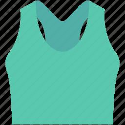 camisole, mens vest, tank top, vest, vest top icon