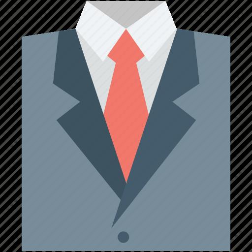 business apparel, coat, dress coat, formal coat, formal dressing icon