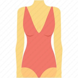bikini, bodysuit, swimsuit, swimwear, undergarments icon